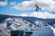 Monster Energy's Heath Frisby Takes Silver in Snowmobile Freestyle X Games Aspen 2016