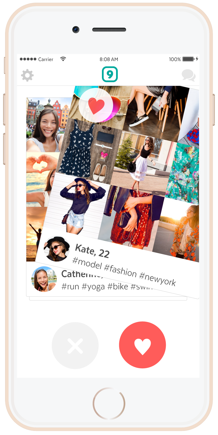 Dating app instagram clout