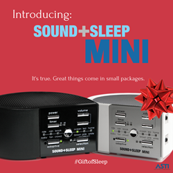 Sound+Sleep MINI Therapy Systems