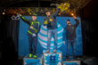 Monster Energy's Joe Parsons, Heath Frisby and Brett Turcotte Sweep the Podium Tonight in Snowmobile Freestyle at X Games Aspen 2016