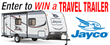Jayco Travel Trailer Giveaway Contest