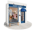 Saint James Opens Second US Store in NYC