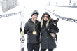 Monster Energy's Jossi Wells, Wife Hannah and Puppy Raja