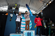 Monster Energy's Chloe Kim Repeats Gold Medal Performance In Women's Snowboard SuperPipe at X Games Aspen 2016
