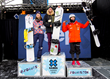 Monster Energy's Lindsey Jacobellis Wins Gold in Women's Snowboarder X at X Games Aspen 2016