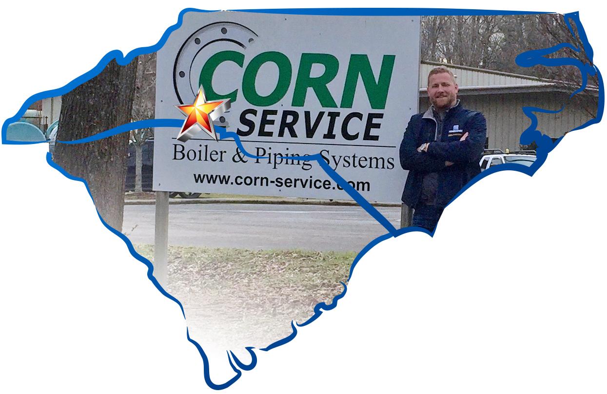 Powerhouse Acquires North Carolina Boiler Company Corn