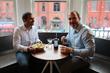 BlueCart co-founders Jag Bansal and Konstantin Zvereff