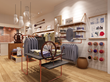 Rendering of Saint James UES Store by Creative Capital