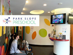 Parent Viewing Room at Park Slope Preschool