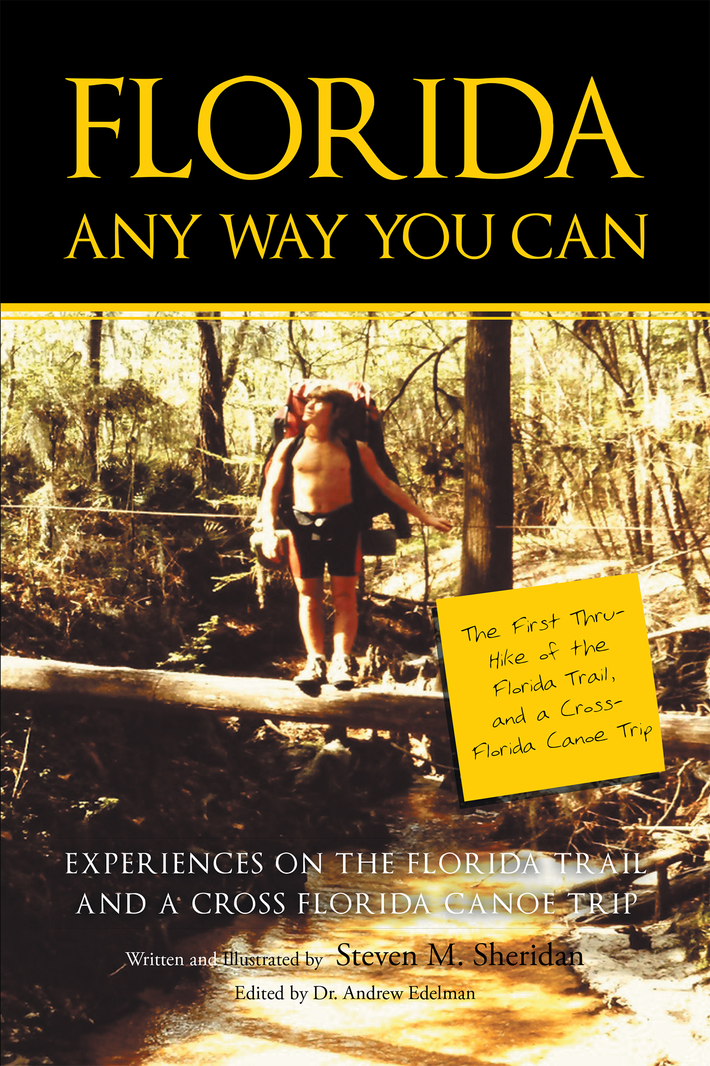 Steven Sheridan S New Book Florida Any Way You Can Is A