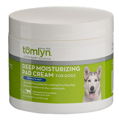 With a light minty smell, the non-waxy Tomlyn® Protecta-Pad cream cools and soothes, leaving the tissue feeling soft, and increasing the pliability of the pad, maintaining the resiliency consistent with normal, healthy tissue. www.Tomlyn.com