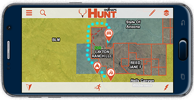 Nations Hunting App Transforms Mobile Devices Into A Next - Onxmaps free trial