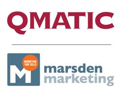 Qmatic Names Marsden Marketing as Global Marketing Agency