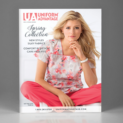 Uniform Advantage 2016 Spring Catalog