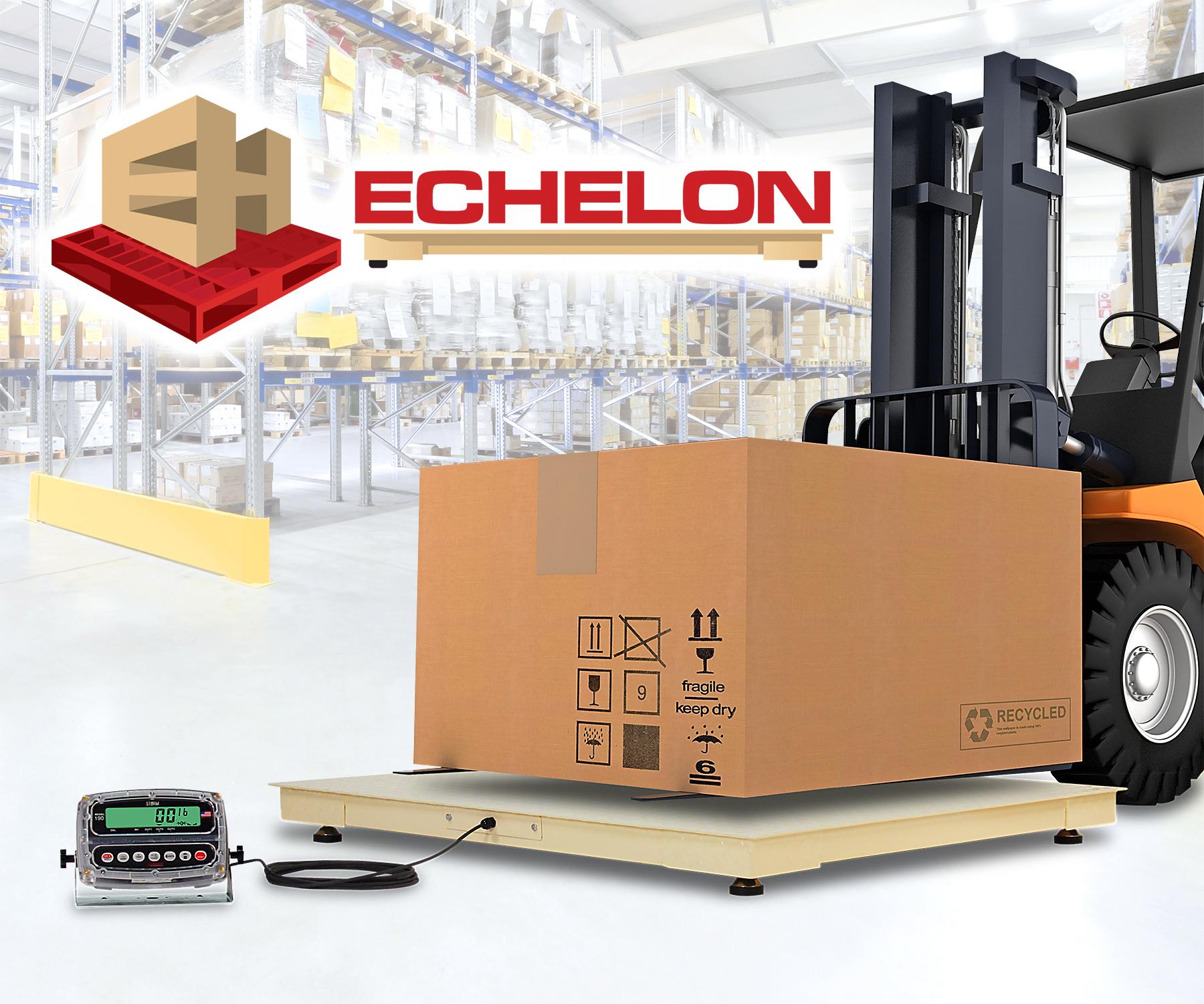 Cardinal Scale's New Echelon EH Series Economical Floor