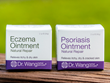 Renowned Dermatologist and Eastern Medicine Specialist Formulate Steroid-Free Ointments for America's 42 Million Eczema and Psoriasis Sufferers