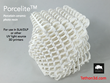 Tethon 3D Releases New Authentic Porcelain Ceramic Resin for SLA/DLP 3D Printers
