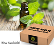Essential Oil Monthly Subscription Box, ZEN BOX, Currently Offers a Bottle of Frankincense at Sign Up Plus 25% Off for Life