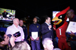 AZ Cardinals Kickoff Season At Cowboys Saloon With Pro Player Health Alliance And Phoenix Law Enforcement Association Charity September 6, 2016