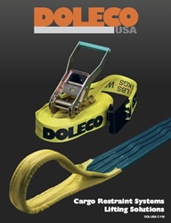 Doleco 2016 Load Securement and Lifting Products Catalog image, Doleco 2016 Products Catalog image, Doleco 2016 Catalog image