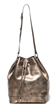 Jill Milan SoMa Punching Bag Gold and Anthracite
