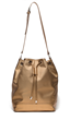 Jill Milan SoMa Punching Bag Gold and Antique