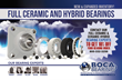 Full Ceramic and Ceramic Hybrid Bearings