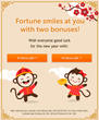 The Year of the Monkey Brings 2 Bonuses for International Calls to China, on DianhuaChina.com