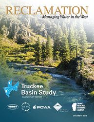 Truckee Basin Study Report Cover