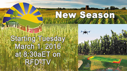 Fifth Season of American Farmer Kicks Off on RFD-TV on Tuesday March...