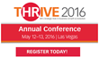 BLR Presents THRIVE 2016 Annual Conference: Advancing HR's Strategic Role as Business Partner and Cultural Leader