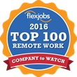 World Travel Holdings Named a Top 100 Company to Watch for Telecommuting Jobs in 2016 for Second Year in a Row