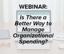 A Better Way to Manage Organizational Spending Webinar