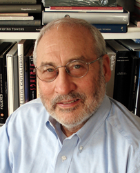 World-renowned Economist and Nobel Laureate Dr. Joseph E. Stiglitz to speak at Otis Report on the Creative Economy Launch Event