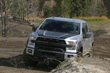 A ROUSH/Fox 2.0 Performance Series Suspension System, featuring front coil-overs and rear shocks with boots, means the 2016 ROUSH F-150 SC is as tough and nimble off-road as it is on-road.