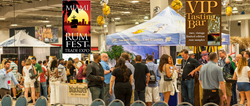 The addition of a VIP Tasting Bar brings a selection of rare, vintage and limited edition rums to the popular Miami Rum Renaissance Festival and Trade Expo in April.