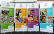 Quadrant2Design donate 5 new banners to Dorset Charity, Prama