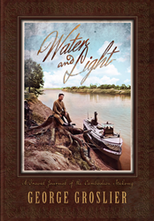 """Water and Light–A Travel Journal of the Cambodian Mekong"", George Groslier, front cover, ISBN 9781934431870, adventure travel"