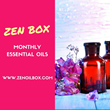 New Monthly Subscription Box of Essential Oils, ZEN BOX, Now Available from Sublime Beauty Naturals®