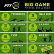 FIT36 Big Game Fitness Challenge