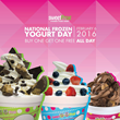 sweetFrog Announces February Promotions
