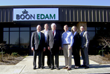 Boon Edam Receives Visit from U.S. Rep. David E. Price