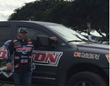 Davron Joins Forces with Fishing Professional
