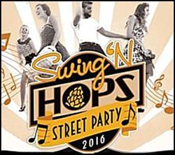 Swing N' Hops Street Party