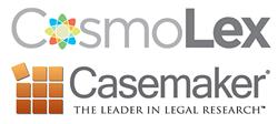 CosmoLex & Casemaker Logos