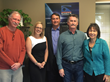 Congresswoman Kyrsten Sinema Visits KinetX Aerospace Office