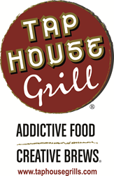 Tap House Grill Addictive Food Creative Brews logo
