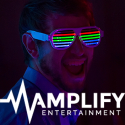 Amplify Entertainment is a group of Tallahassee Florida wedding DJs founded by Nate Long in 2006 with a single burning ambition: the relentless pursuit of the perfect wedding according to each client's unique vision and preferences.