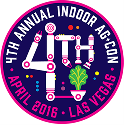 4th Annual Indoor Ag-Con Logo