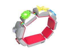 CharmBricks Bracelet